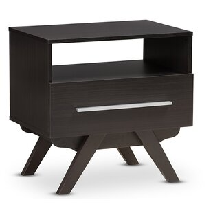 Perryville 1 Drawer Nightstand