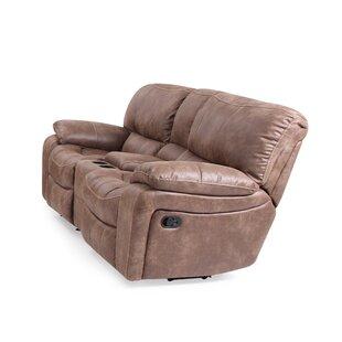 LYKE Home Console Reclining Sofa