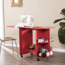 Storage Craft Sewing Tables You Ll Love In 2021 Wayfair