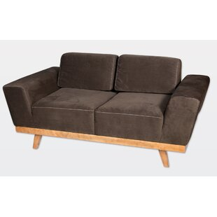 Shop Sitara Loveseat by REZ Furniture