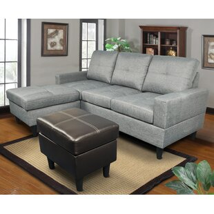 Beverly Fine Furniture Ava Reversible Sec..