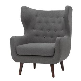 Corrigan Studio Jessie Wingback Chair