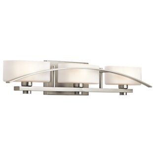 Latitude Run Newry 3-Light Vanity Light