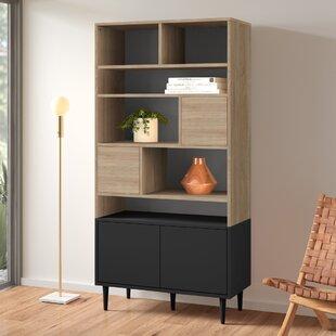 Lofton Bookcase By Hykkon