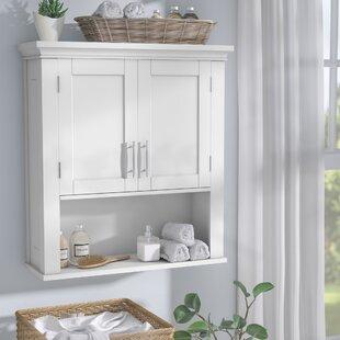 Wall Bathroom Cabinets   Wall Mounted Bathroom Cabinets You Ll Love Wayfair