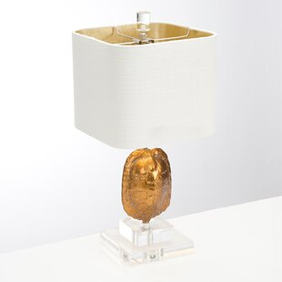 Global Explorations 17.5'' Table Lamp by Couture, Inc.