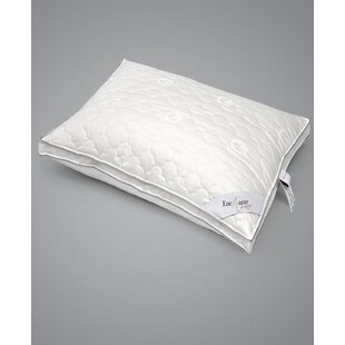 Enchante Luxury Medium Cotton Bed Pillow
