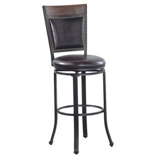 Alena 30 Swivel Bar Stool (Set of 2) by Williston Forge