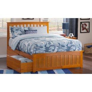 Red Barrel Studio Avocet Storage Platform Bed