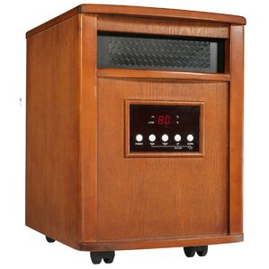 watt portable electric infrared cabinet heater - Electric Shop Heater