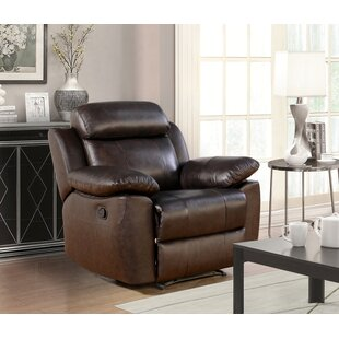 Bima Leather Manual Recliner