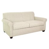 Finn 75 Rolled Arm Sofa by Edgecombe Furniture