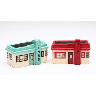 Diner Salt and Pepper Set