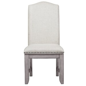 Tarentum Back Side Chair by Gracie Oaks