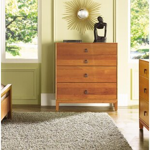 Mansfield 4 Drawer Chest