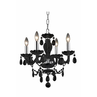 Rochelle 4-Light Candle Style Chandelier