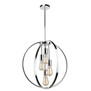 Thorsen 4-Light Chandelier