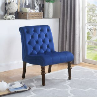Dark Blue Accent Chair | Wayfair