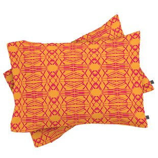 Pattern State Shotgirl Tang Pillowcase