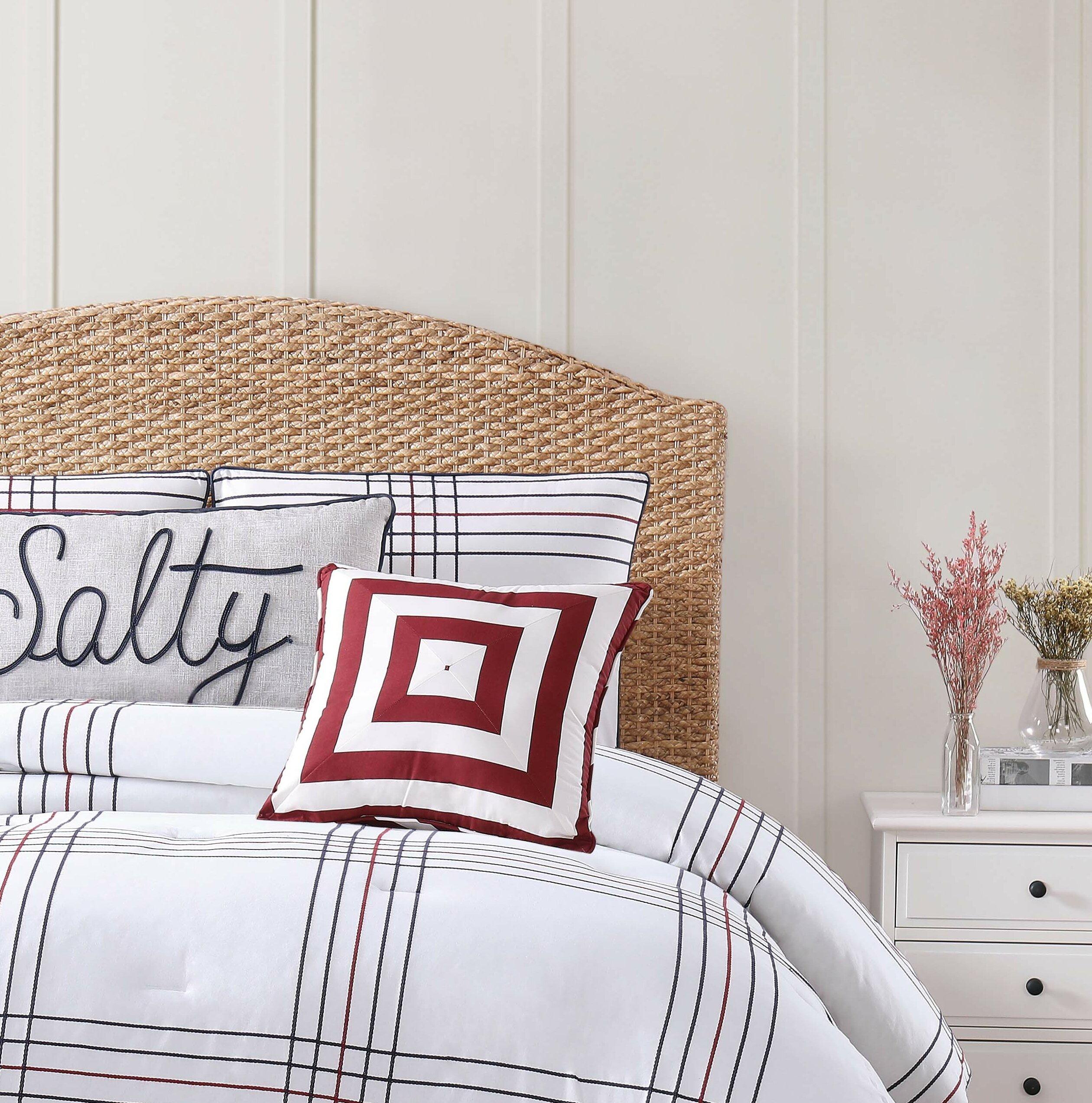 Breakwater Bay Charleston Nautical Cotton Throw Pillow Wayfair