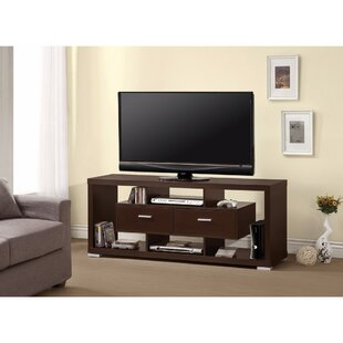 Polster Glamorous TV Stand for TVs up to 50