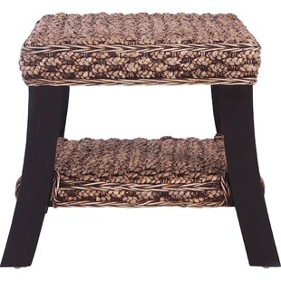 Franconia End Table by Bay Isle Home