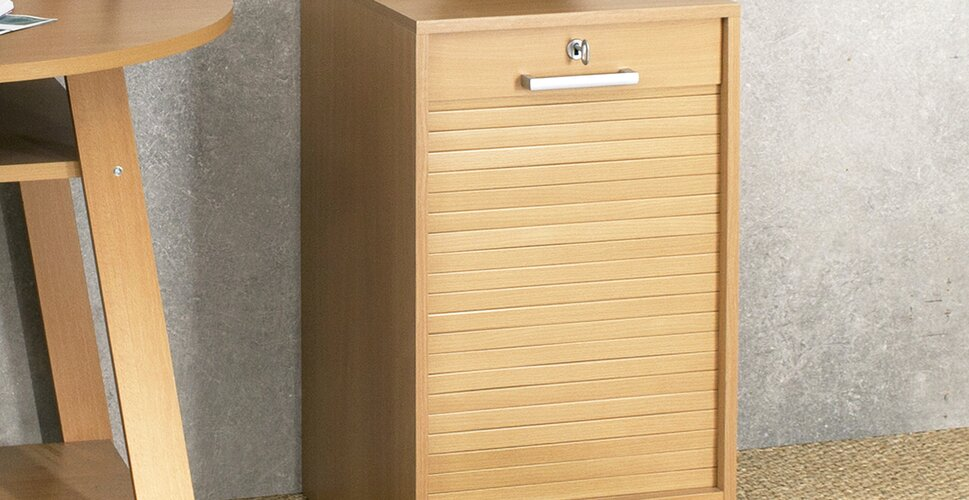 wooden filing cabinets under 250