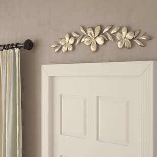 Flower Over The Door Wall Décor