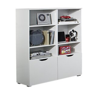 Alvara 119cm Bookcase By Rauch