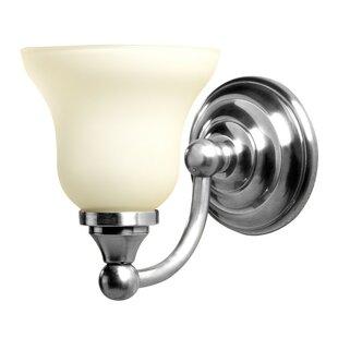 Kingston 1-Light Bath Sconce by Valsan
