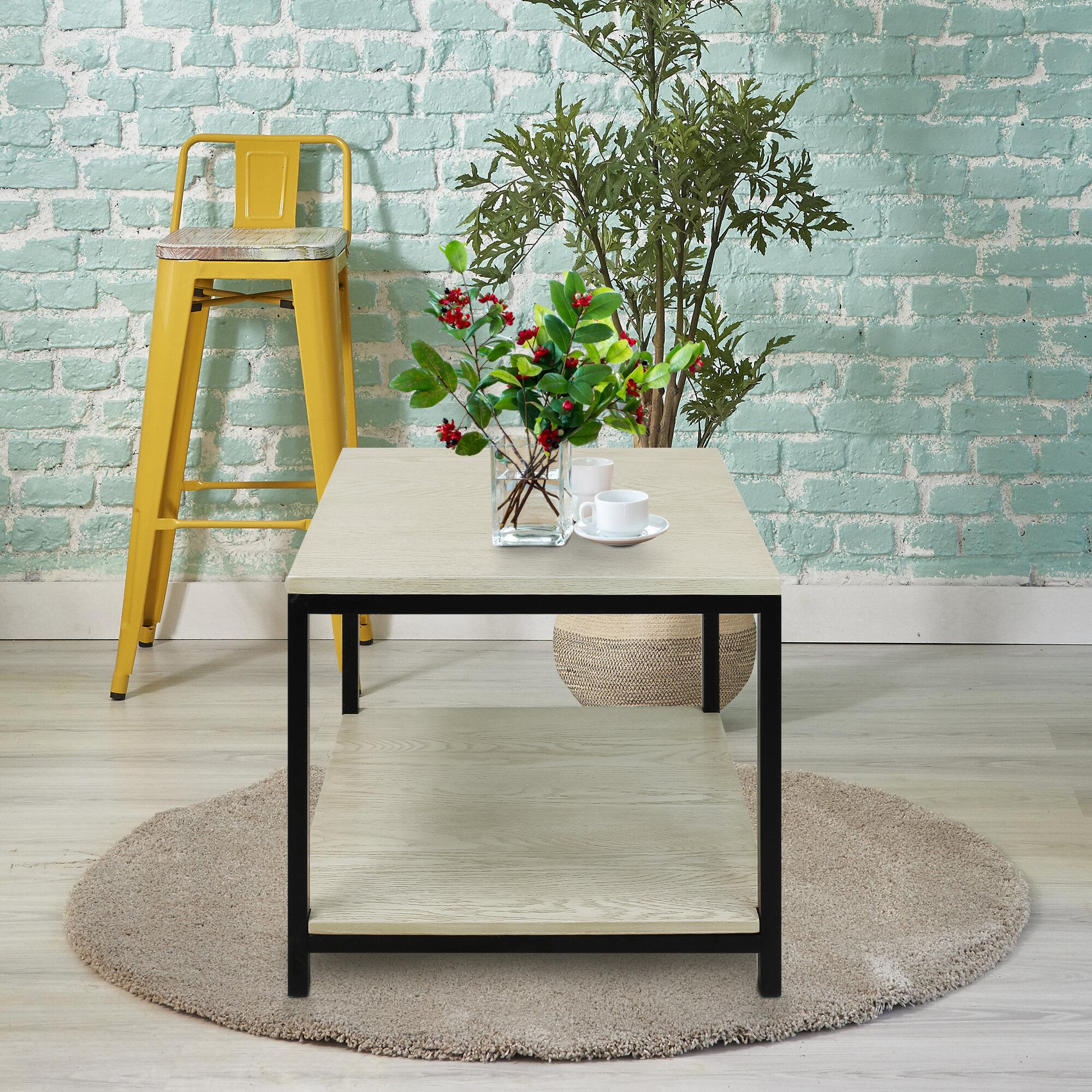 Ebern Designs Studio End Table Reviews Wayfair