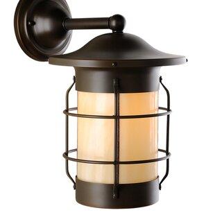 Deals Balboa 1-Light Outdoor Wall Lantern By America's Finest Lighting Company