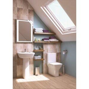 WC-Sitz mit Absenkautomatik von Kartell