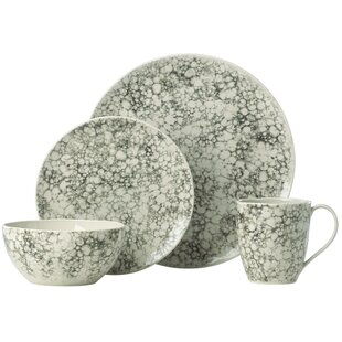 Pebble Cove 4 Piece Place Setting Set, Service for 1