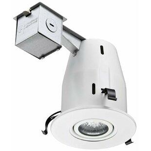 Lithonia Lighting Round LED Recessed Lighting Kit