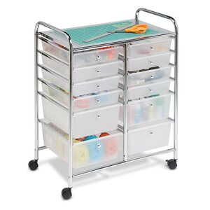 12 Drawer Storage Chest