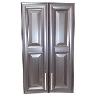 """Overton 21"""" W x 47"""" H Wall Mounted Cabinet by"""