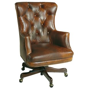 Parthenon Genuine Leather Executive Chair