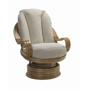 Doby Swivel Armchair By Beachcrest Home