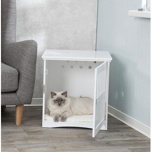 Greely Wooden Pet Crate