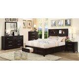 Townsley Queen Solid Wood Platform 5 Piece Bedroom Set by Red Barrel Studio