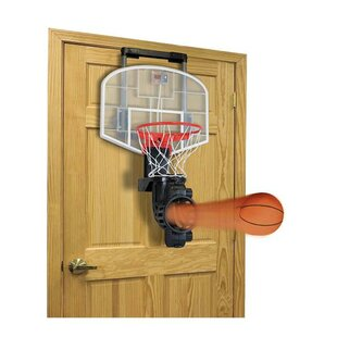 2 Piece Shoot Again Basketball Set by Franklin Sports