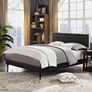 Affordable Eyre Upholstered Platform Bed by Ivy Bronx Reviews (2019) & Buyer's Guide