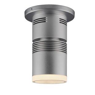Bruck Lighting Z15 1-Light Flush Mount