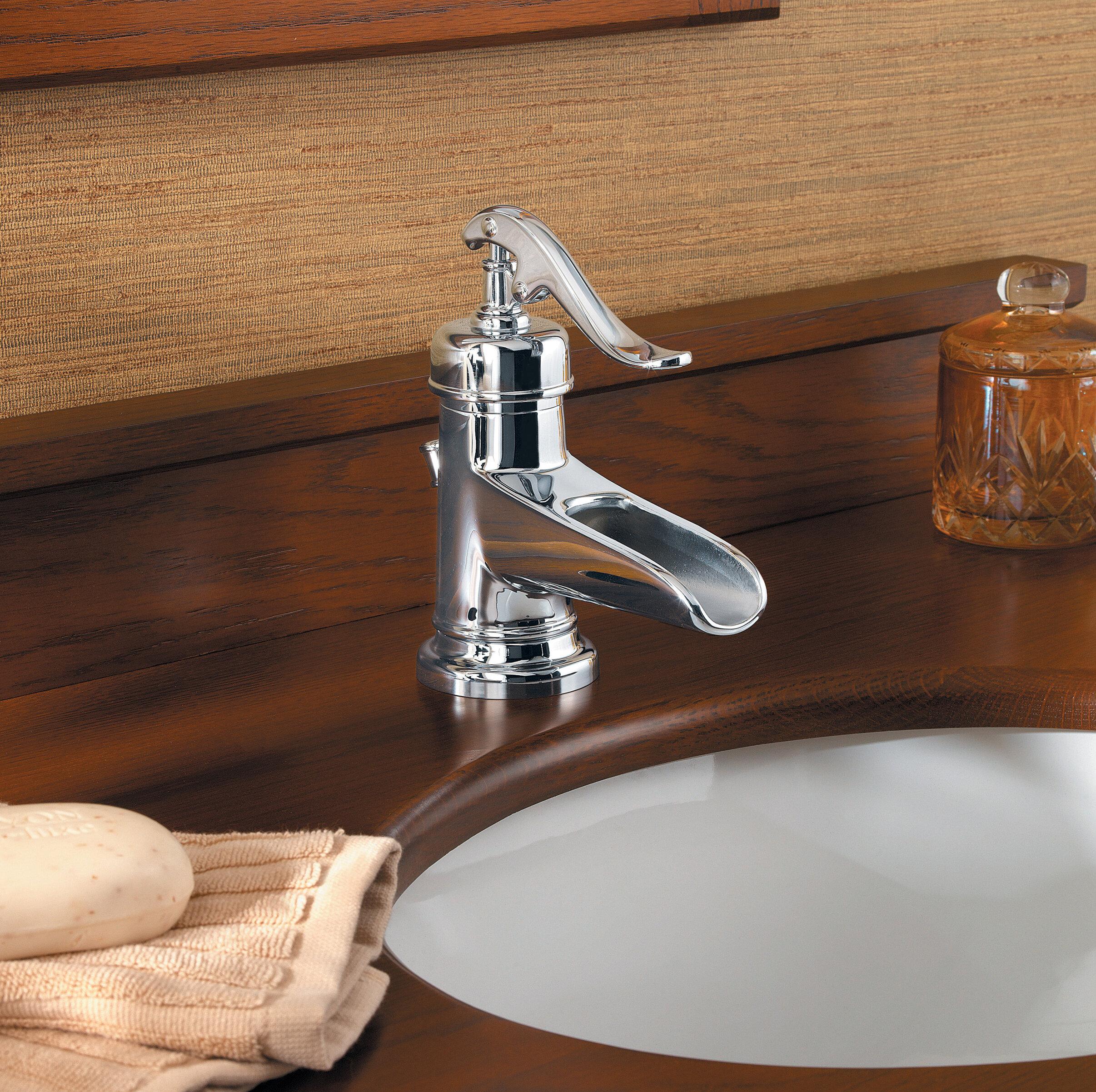Pfister Ashfield Centerset Bathroom Faucet With Drain Embly Reviews Wayfair