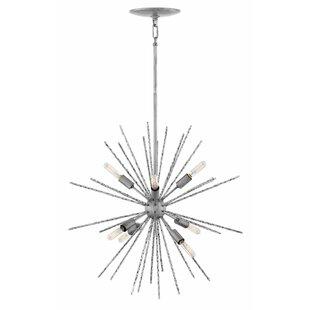 Hinkley Lighting Tryst 8-Light Sputnik Chandelier