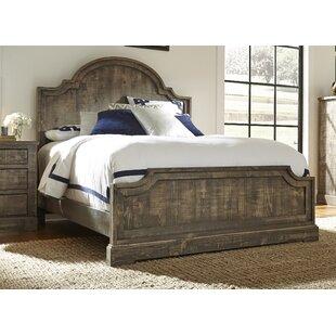 Arthurs Panel Bed