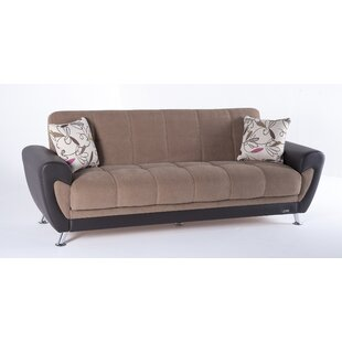 Shop Solihull 3 Seat Sleeper Plato Sofa Bed by Orren Ellis