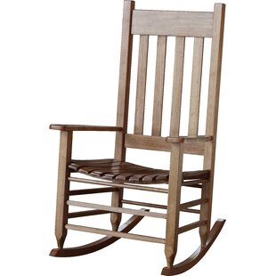 Franklin Springs Rocking Chair August Grove