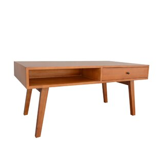 Reviews Banjo Mid-Century Mansfield Coffee Table by George Oliver
